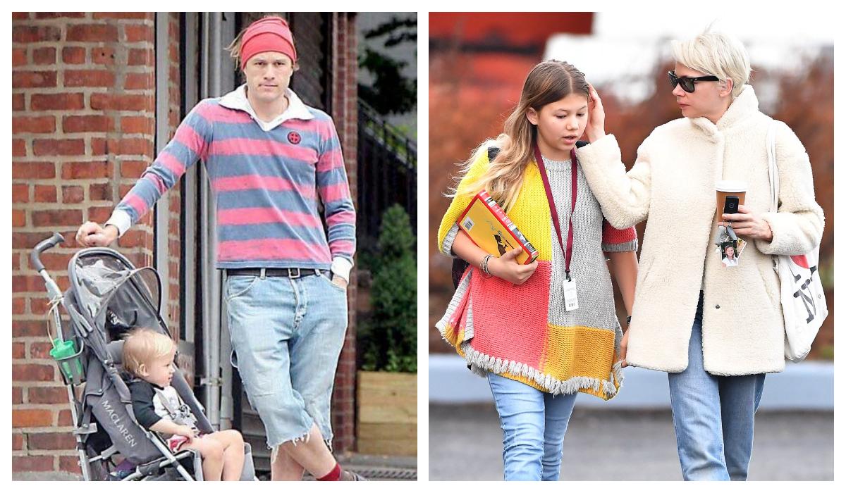 Michelle William Hija sepa, Gran hombre Heath Ledger