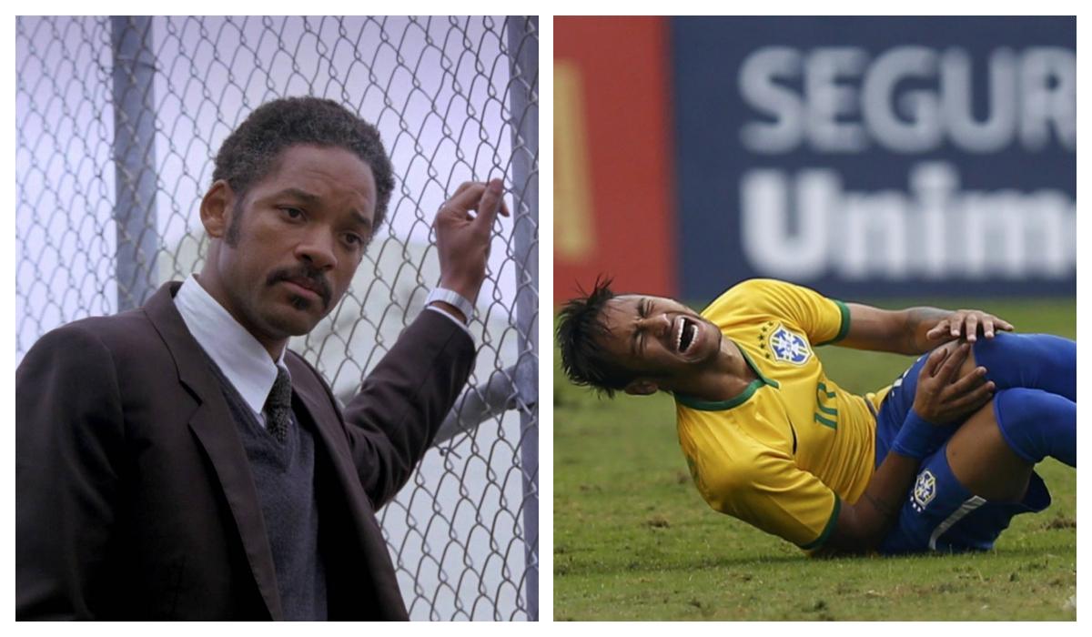 Will Smith Cantante Actor Mundial Cristiano Ronaldo Neymar