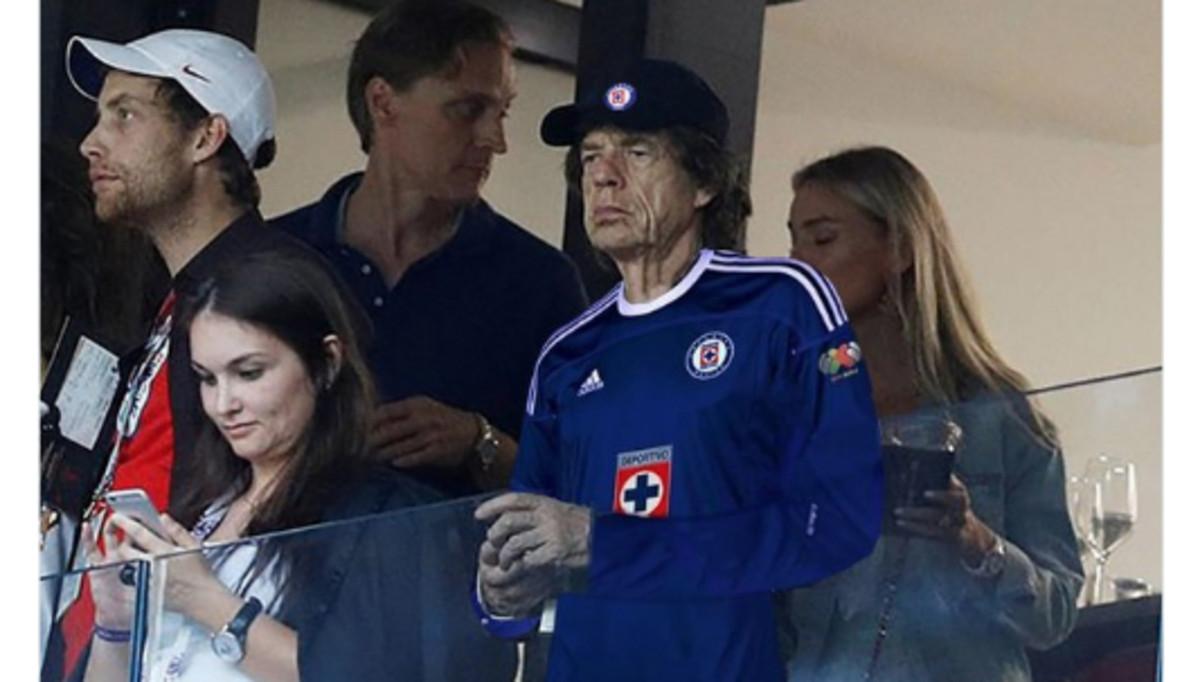 Eliminaron Inglaterra Maldición Mick Jagger Mundial Rusia