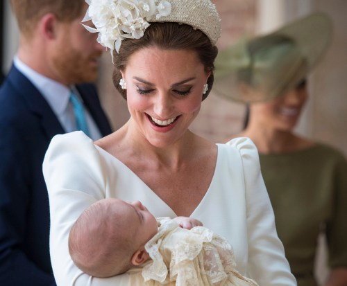 Bautizo Kate Middleton Principe Louis