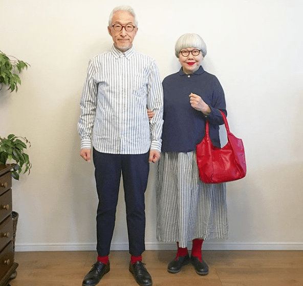 bonpon511-pareja-viejitos-combinados-instagram-fotos-derretira-corazon