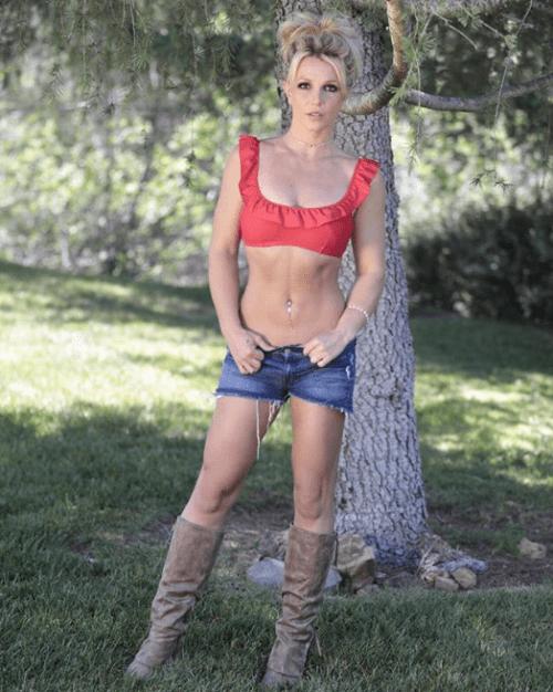 Britney Spears se mantiene mejor que nunca