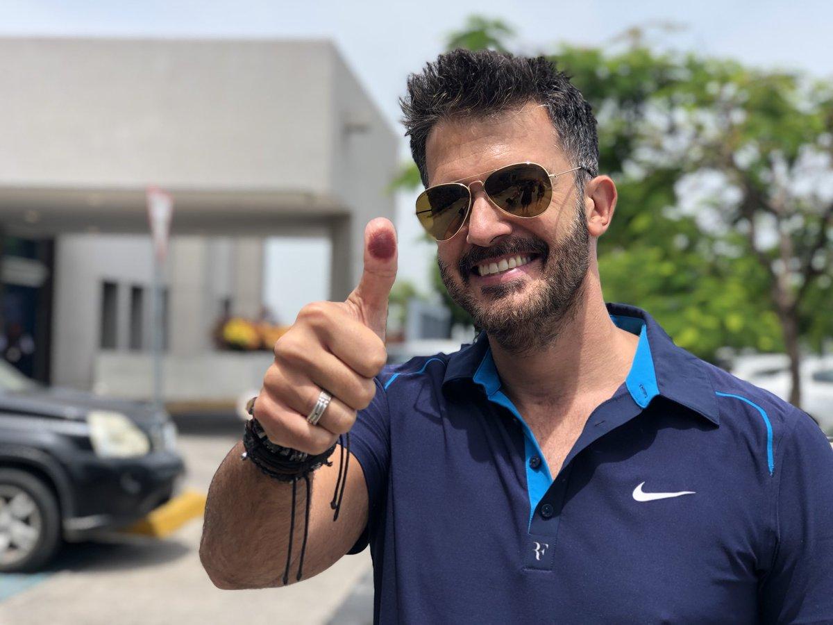 Fernando del Solar entra a terapia intensiva por pulmonía