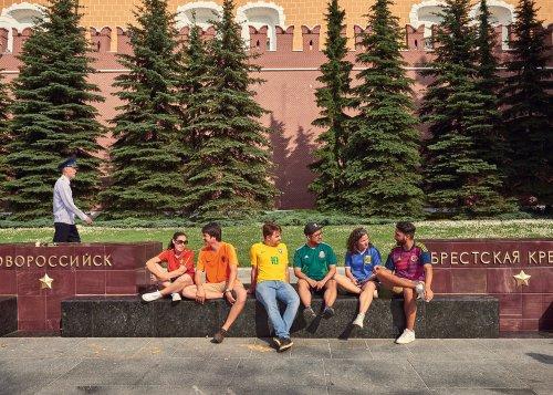 The Hiden Flag Rusia