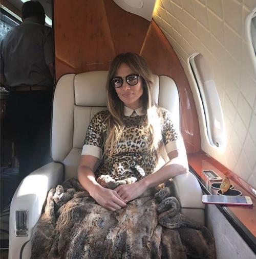 Jennifer Lopez celebra su cumpleaños