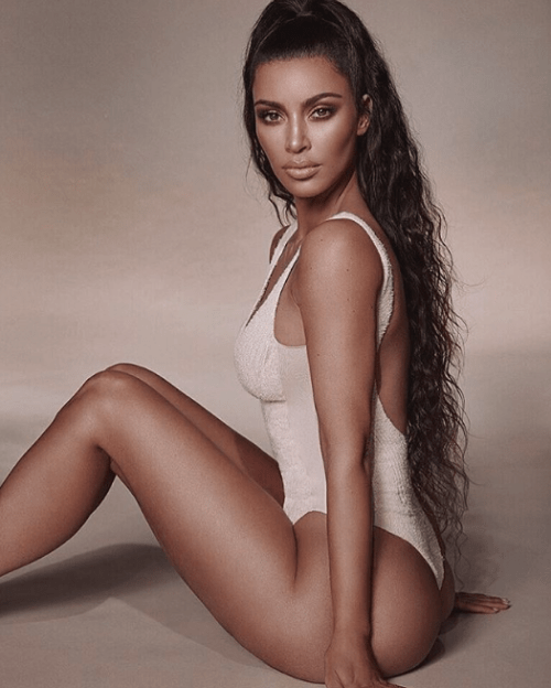 Kim Kardashian Salma Hayek