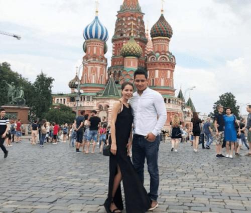 Mexicano se enamora en rusia y se va a casar
