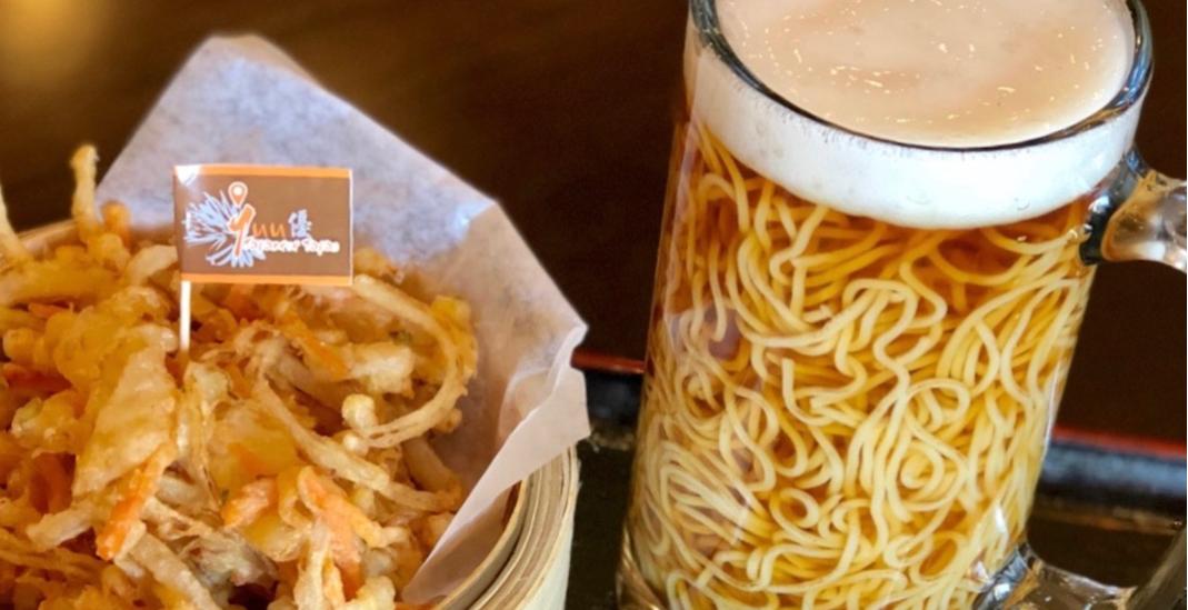 Lo nuevo de la comida mutante: ramen y cerveza