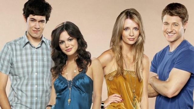 O.C. Serie Televisión Adolescentes Suertudo Barton Rachel