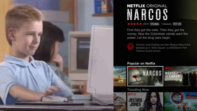 Con esto podrás ver Netflix a escondidas en tu trabajo