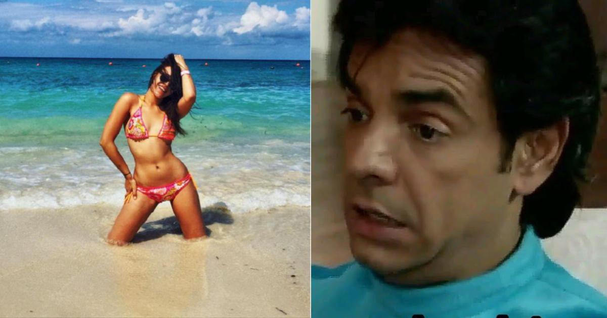 Danna Paola hará su primer desnudo