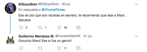 Chumel torres tweet
