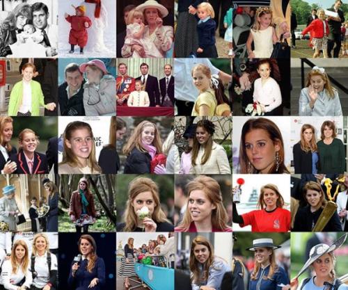 Princesa Beatriz de York 30 años
