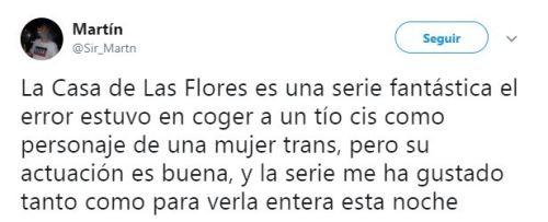 Criticas Paco leon la casa de las flores
