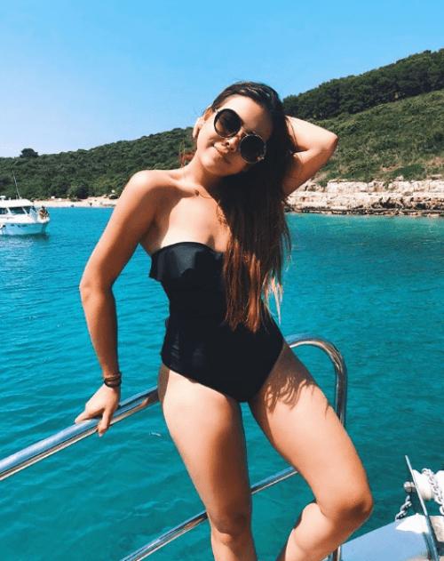 Danna Paola Insta fotos bikini