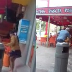 Hombre Le Echa Ácido Niña Indigena, Hombre Arroja Ácido A Niña, Hombre Ataca Niña Indígena Cancún, Ácido, Cancún, Niña Indígena