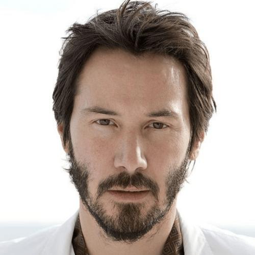 Keanu Reeves casado con Winona Ryder