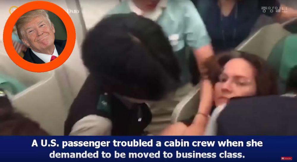 Korean-Air-Turista-Gringa-Expulsada-Vuelo-Clase-Ejecutiva
