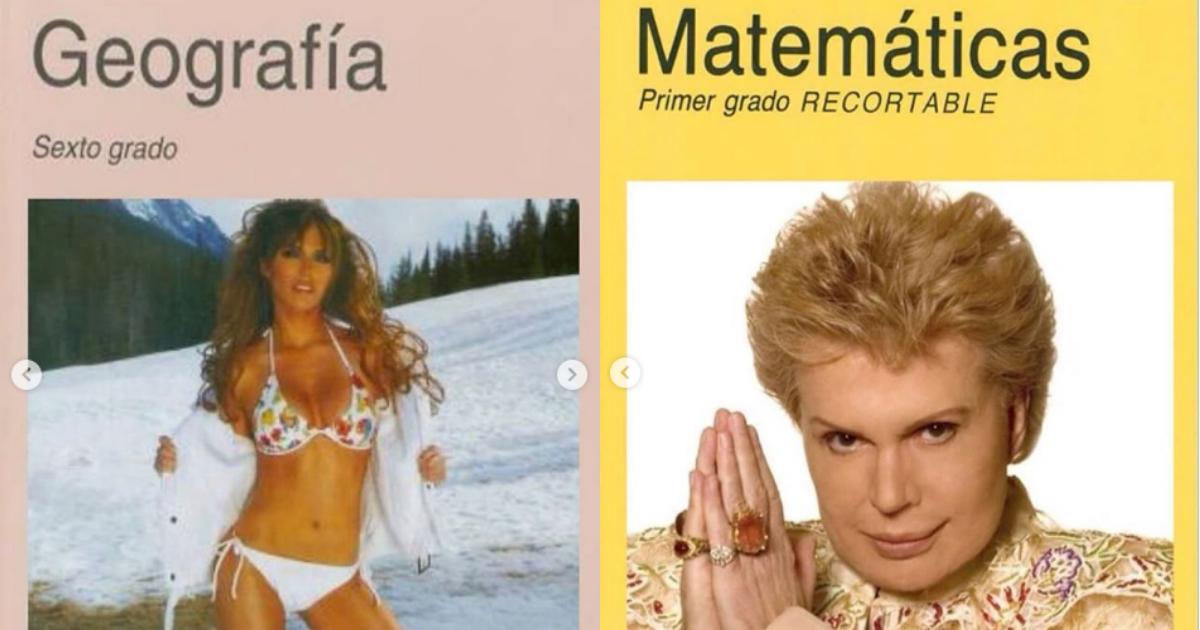 Memes Portadas Libros De La SEP, Portadas Libros De La SEP, Libros De La SEP, SEP, Libros Texto Gratuitos, Memes
