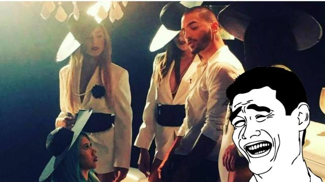Maluma responde: dice que no es machista, pero no le creemos