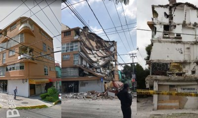Sismo 19 Septiembre, Sismo Del 19 De Septiembre De 2017, Antes Y Después Edificios CDMX 19S, Edificios Que Se Cayeron 19S, Edificios Antes Y Después, Edificios Que Se Cayeron En Terremoto 2017