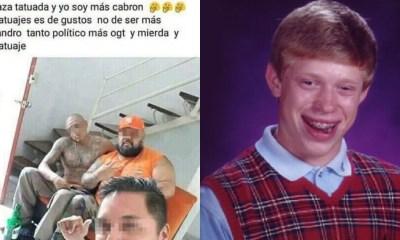 Confía En Tatuados Le Roban, Nuevo León, Robo, El Castor, Televisor, Tatuados