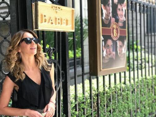 geraldine bazan responde Gabriel Soto Irina baeva