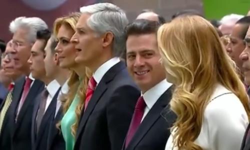 Enrique Peña Nieto Se Burla Angelica Rivera