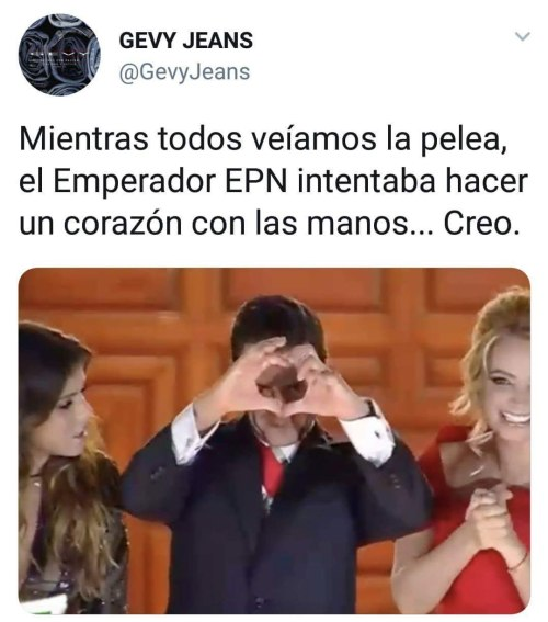 Memes Peña Nieto Grito de Independencia 2018