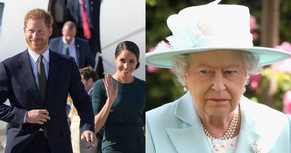 Principe Harry Desafía Reina Isabel II, Reina Isabel II, Principe Harry, Meghan Markle, Cacería Real, Caza