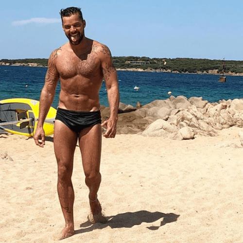 Ricky Martin mantuvo romance con un periodista
