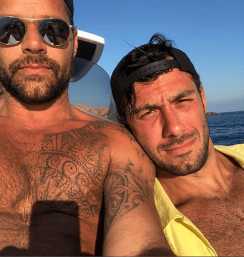 Ricky Martin Mantuvo Romance con Periodista
