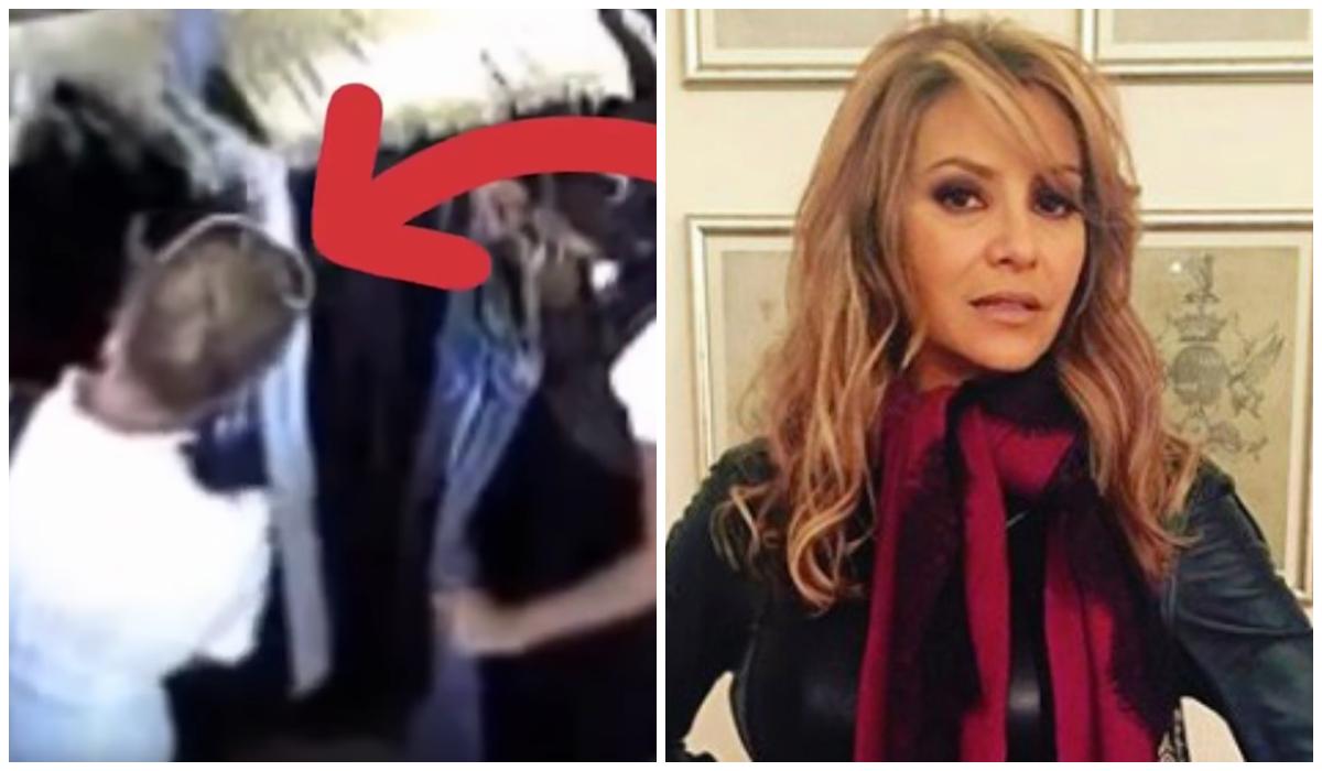 Video Daniela Castro Robando Tienda Ropa