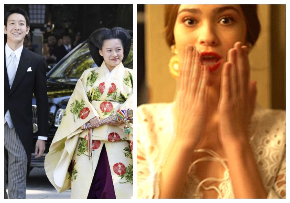 Princesa renuncia realeza se casa por amor