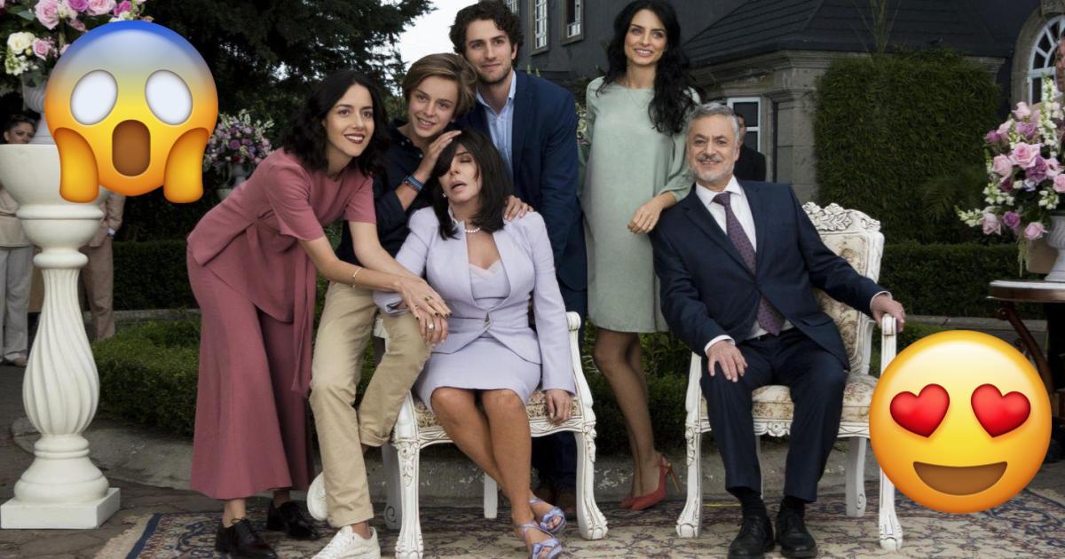 La Casa de las Flores tendrá segunda temporada