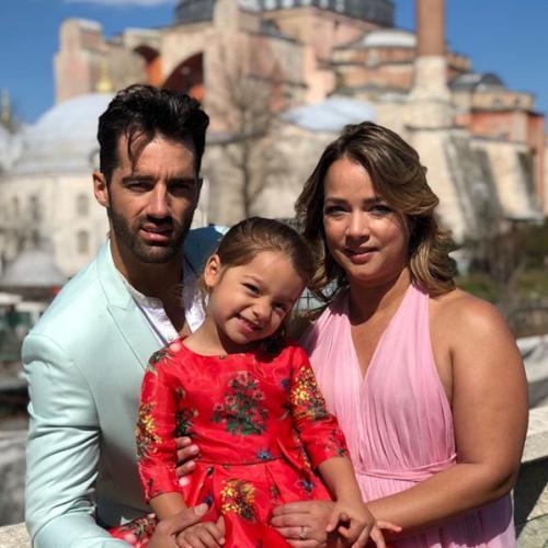 Adamari López y su esposo levantan sospechas de embarazo