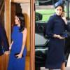 Meghan Markle Disimula Embarazo Fotos, Meghan Markle Embarazada, Como Ocultar Embarazo, Meghan Markle, Duquesa De Sussex, Vestidos Embarazada