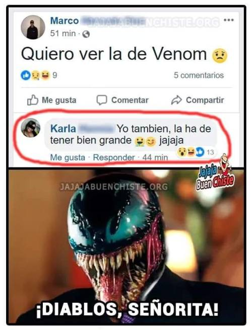 Memes de Venom