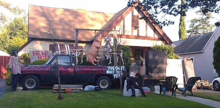 Decoraciones de Halloween para que espantes a tus vecinos