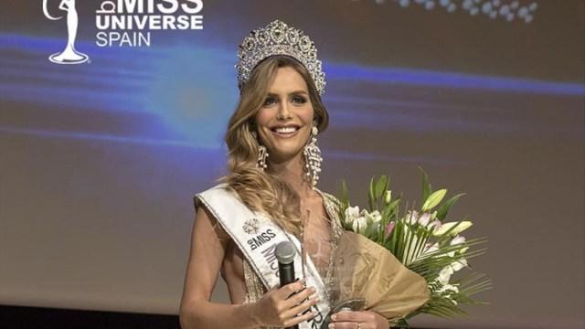 Angela Ponce Miss España Sin Maquillaje