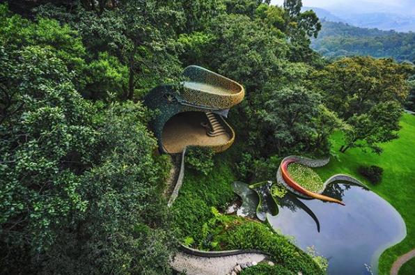 5 lugares bien cool para escaparte y tomar fotos increíbles