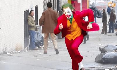 Video Filtran Escena Joaquin Phoenix Joker
