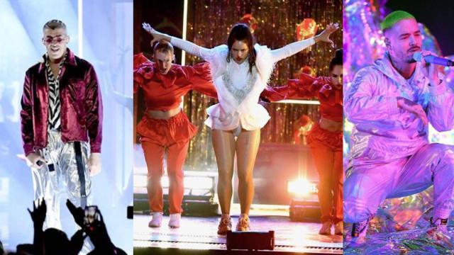 Mejores momentos de los Grammy Latino 2018