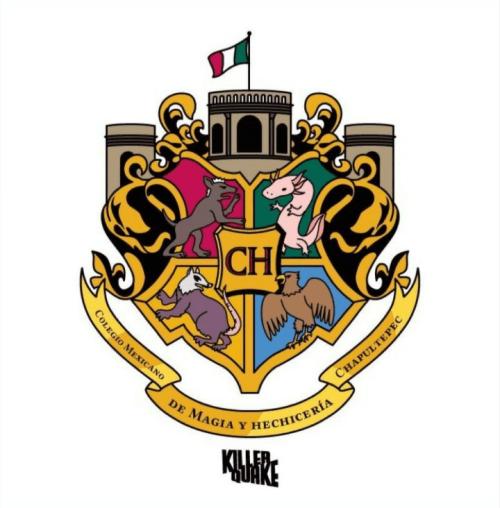 Llega el colegio Hogwarts a Chapultepec