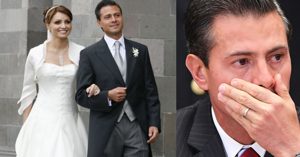 Enrique Peña Nieto Angélica Rivera Años De Casados, Aniversario De Bodas, Enrique Peña Nieto, Angélica Rivera, Divorcio, Aniversario Bodas