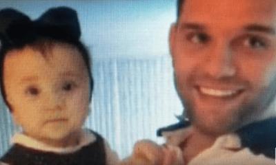 Publican el último video de Fabio Melannitto con hija