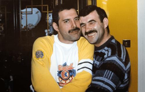 La verdadera historia detrás de Paul Prenter el manager de Freddie mercury