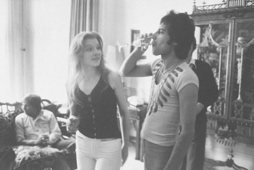 La historia de Mary Austin y Freddie Mercury