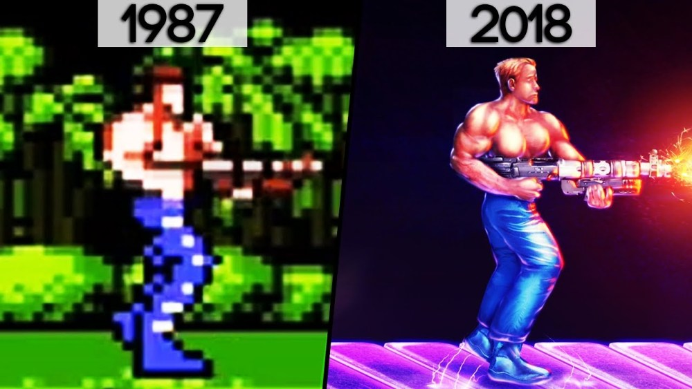 Millennials no pueden pasar los videojuegos viejitos