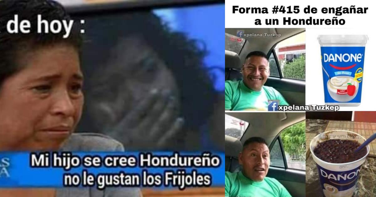 Hondureña se queja de los frijoles y desata memes   Erizos